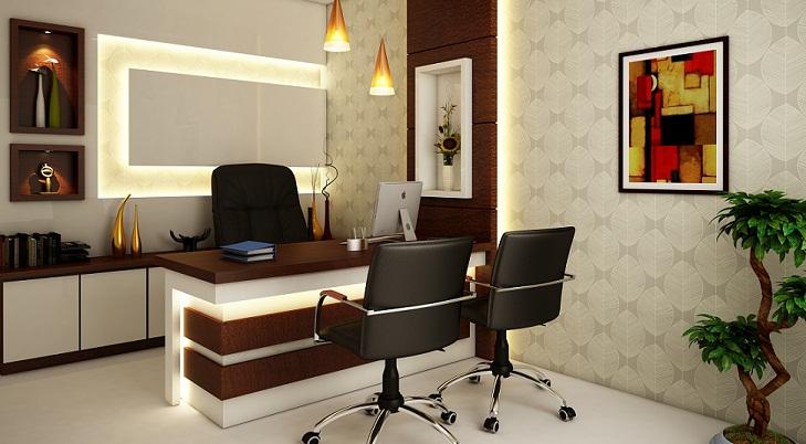 Get Some Stylish Modern Ideas About Office Interior Design