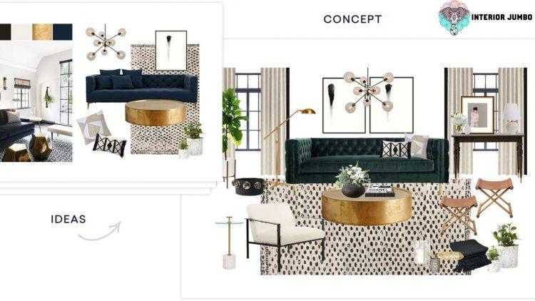 Art Of Best Interior Design Concept